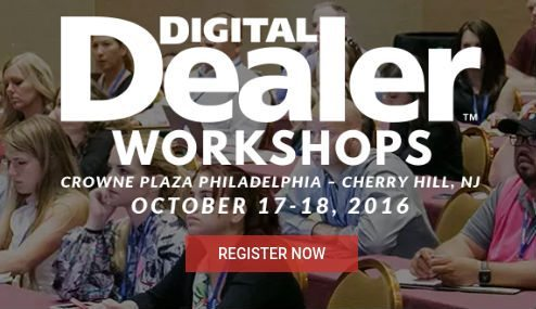 Digital Dealer Conference 2016