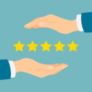 Receive & Manage Reviews