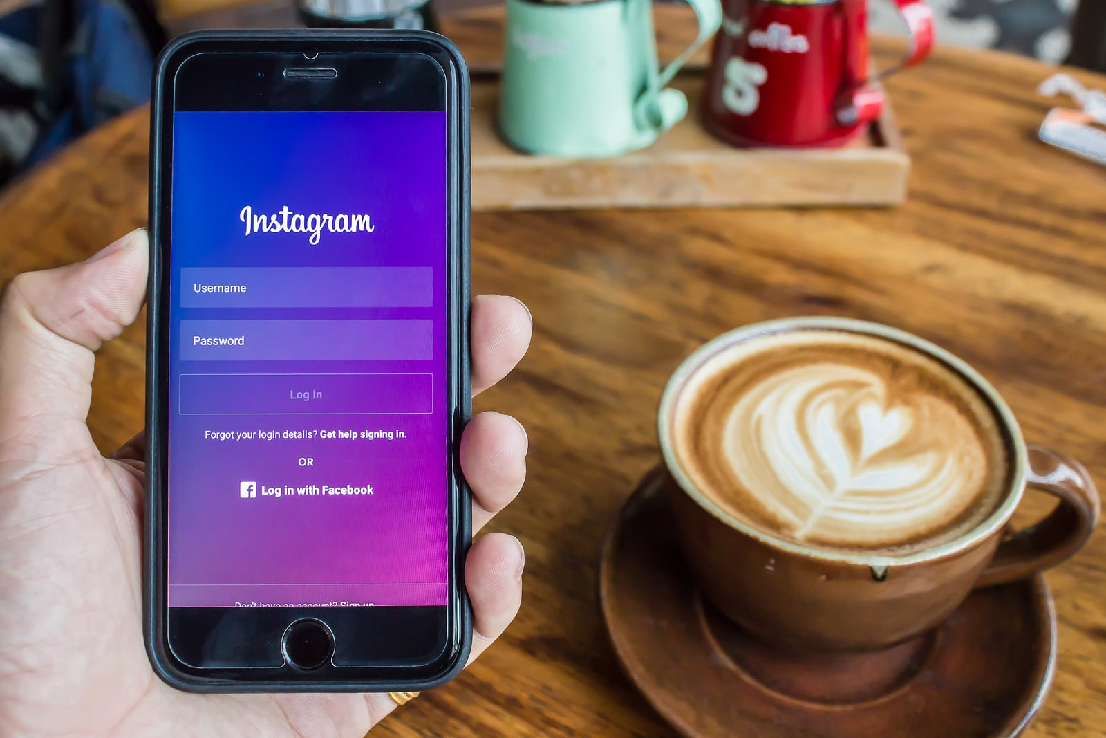 Linking Facebook and Instagram