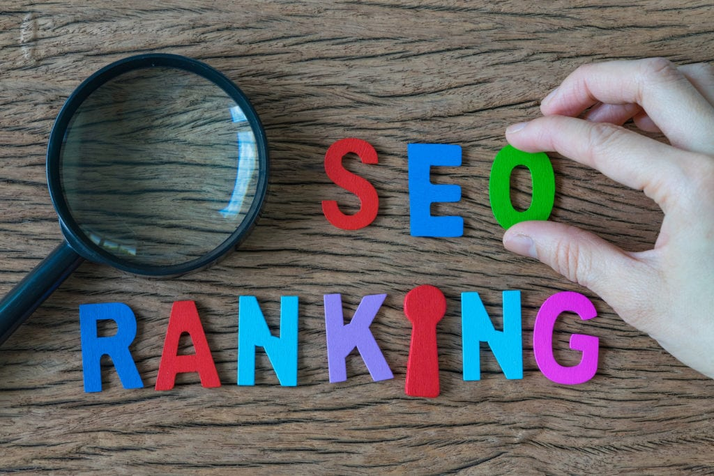 Good reviews can help your search engine ranking